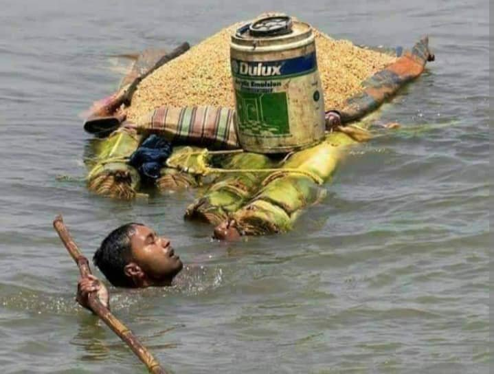 India was there for Kerala and I believe we will be standing strongly for Bihar too. #Biharflood