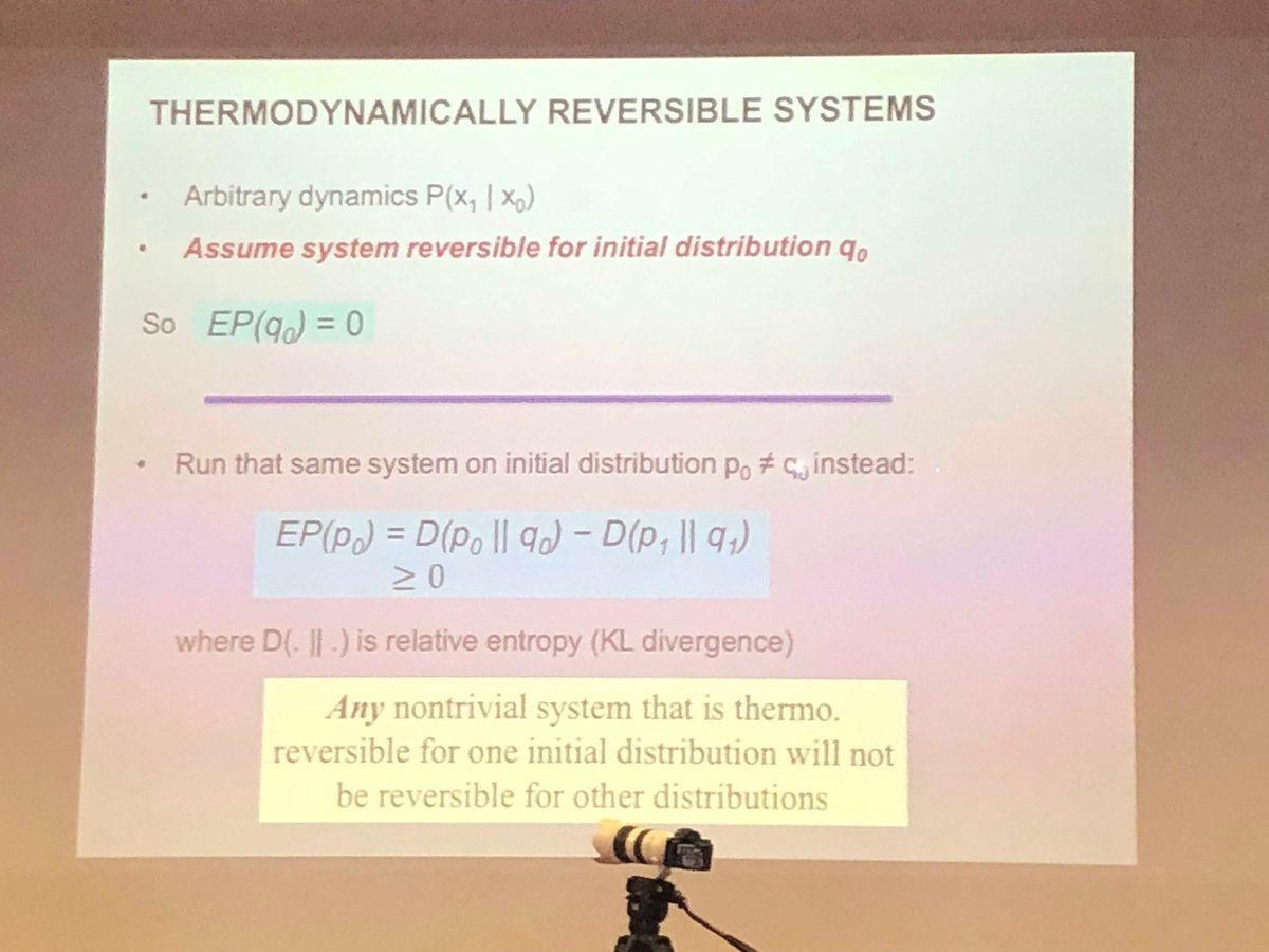 Warning: thermodynamic reversibility is distribution-dependent. #FQXi2019 ⁦@FQXi⁩