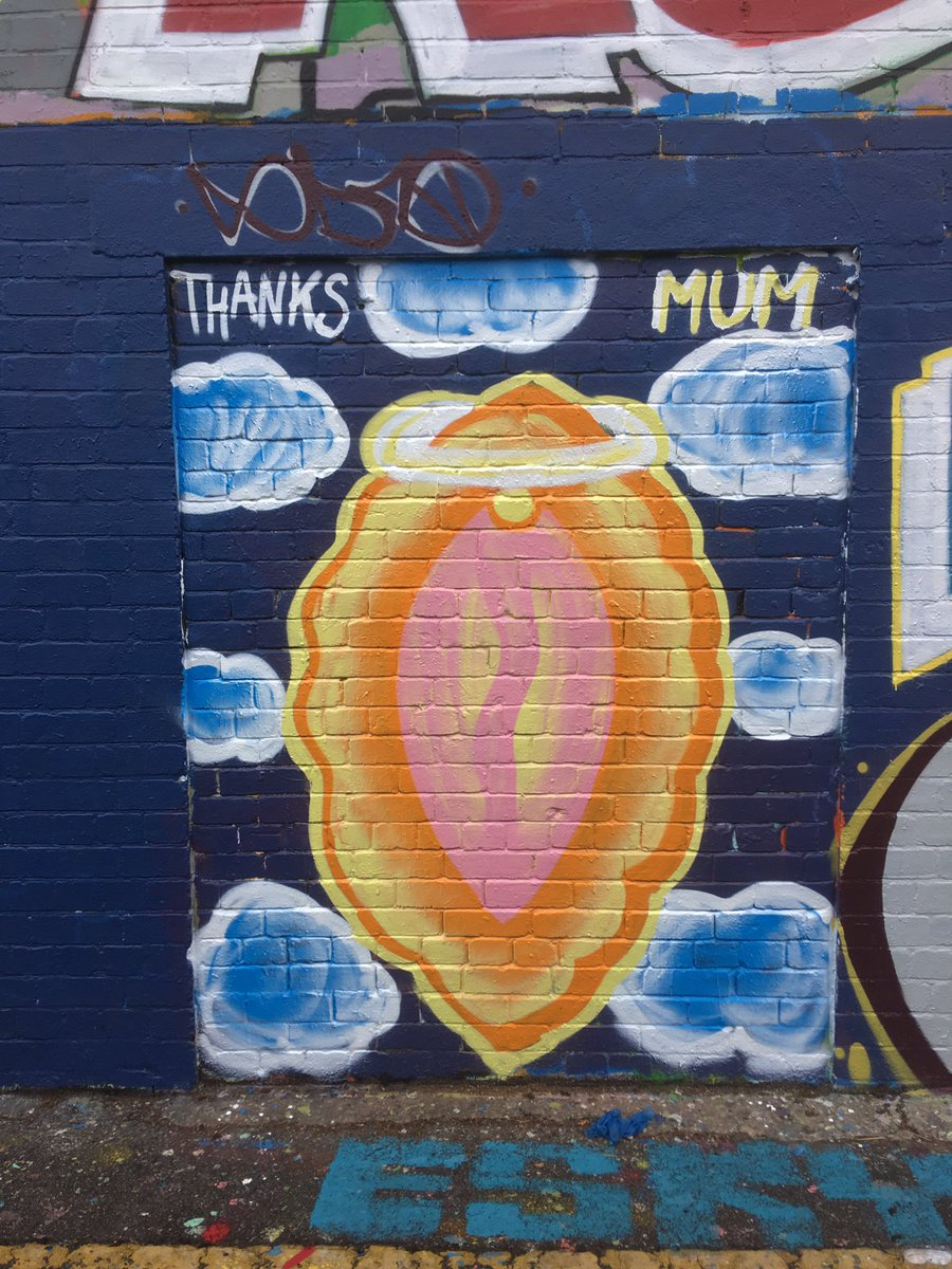 RT @Rae_Cosmos: Brighton graffiti is the best graffiti https://t.co/MFk5gZ2c8J