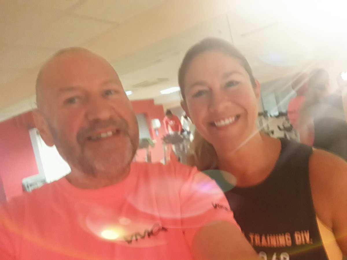 #SundayMotivation #Spintastic #Spinning! So @Brown1Julie let the #Spin Begin! @FCYMCA #LetsDoThis cause we're #StrongerTogether #Boom!