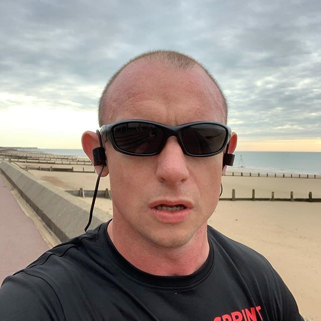 A #Spartan by the Sea #sundayrunday #spartantraining #bestversionofme #cantstopme https://ift.tt/2Yp3hzn