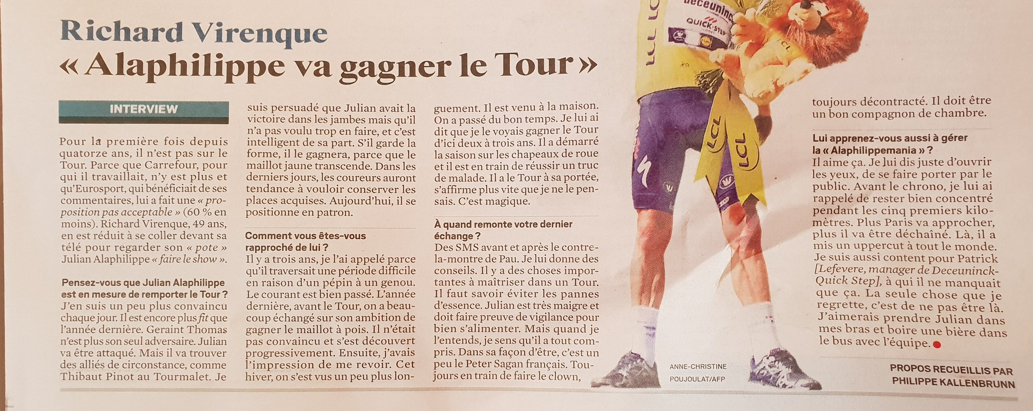 "Position Pour Regarder La Télé ?ntoine vayer ? on twitter: ""julian alaphilippe is the new"