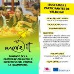 Image for the Tweet beginning: ¿Quieres participar en una #formación