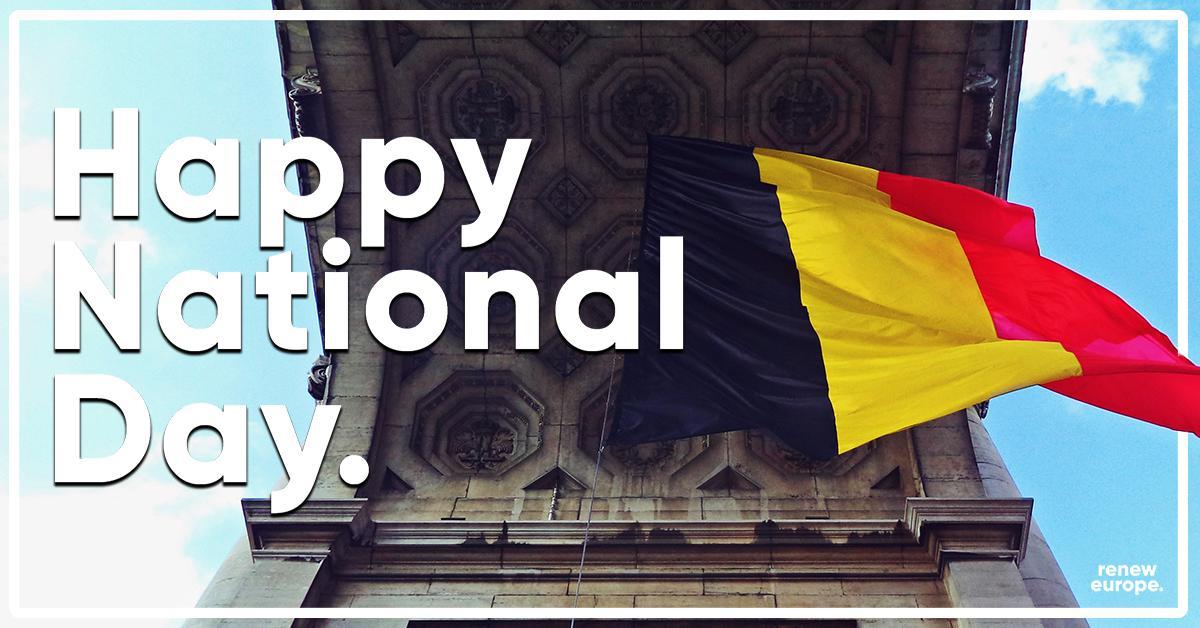 Happy National Day #Belgium! 🎉 🇧🇪 Gelukkige Nationale Feestdag! 🎉 🇧🇪 Joyeuse Fête nationale! 🎉 🇧🇪 Frohen Nationalfeiertag! 🎉 🇧🇪