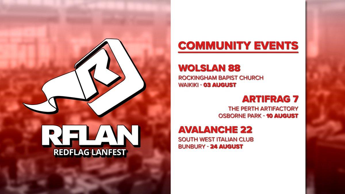Redflag Lanfest (@rflan) | Twitter