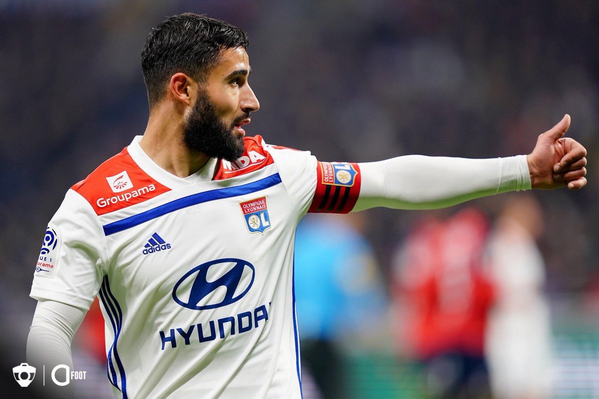 Naples a soumis une proposition de contrat à Nabil Fekir et prendra contact avec l'OL en début de semaine. (@BilelGhazi)