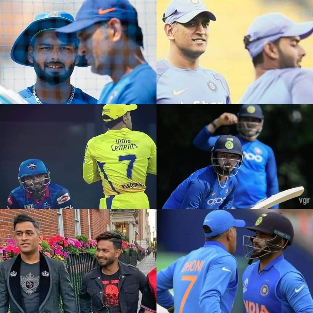 Hello MSDians,  Its our time to show our love and support to our very own fellow MSDian cum cricketer Rishab PANT    Yes he is among us.  <br>http://pic.twitter.com/vci1W1iUN2