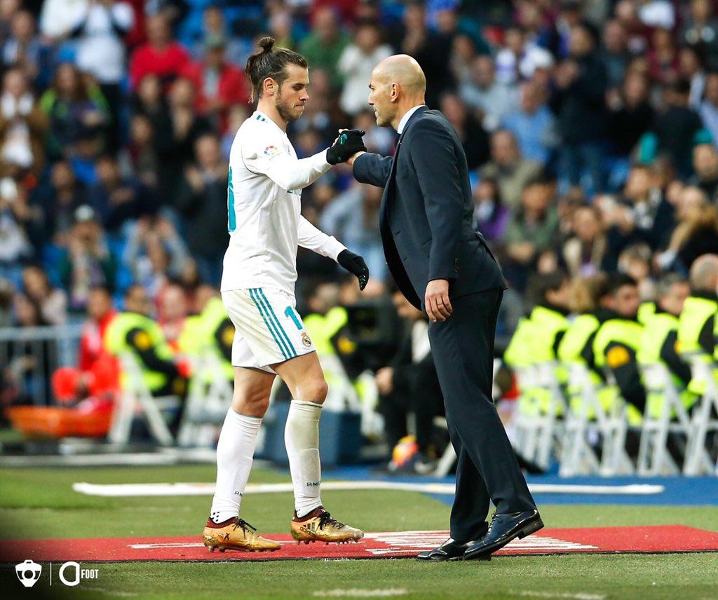 Jonathan Barnett (agent de Gareth Bale) : « Zidane est une honte, il ne montre aucun respect pour un joueur qui a tant fait pour le Real Madrid.» (Sky)