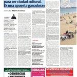 Image for the Tweet beginning: Dice el #Ministro de #Cultura