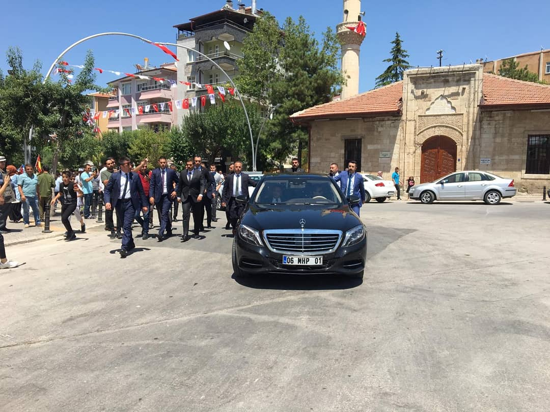 Liderimiz Sayın Devlet Bahçeli Karaman'da 🇹🇷  DevletBahçeli Karamanda