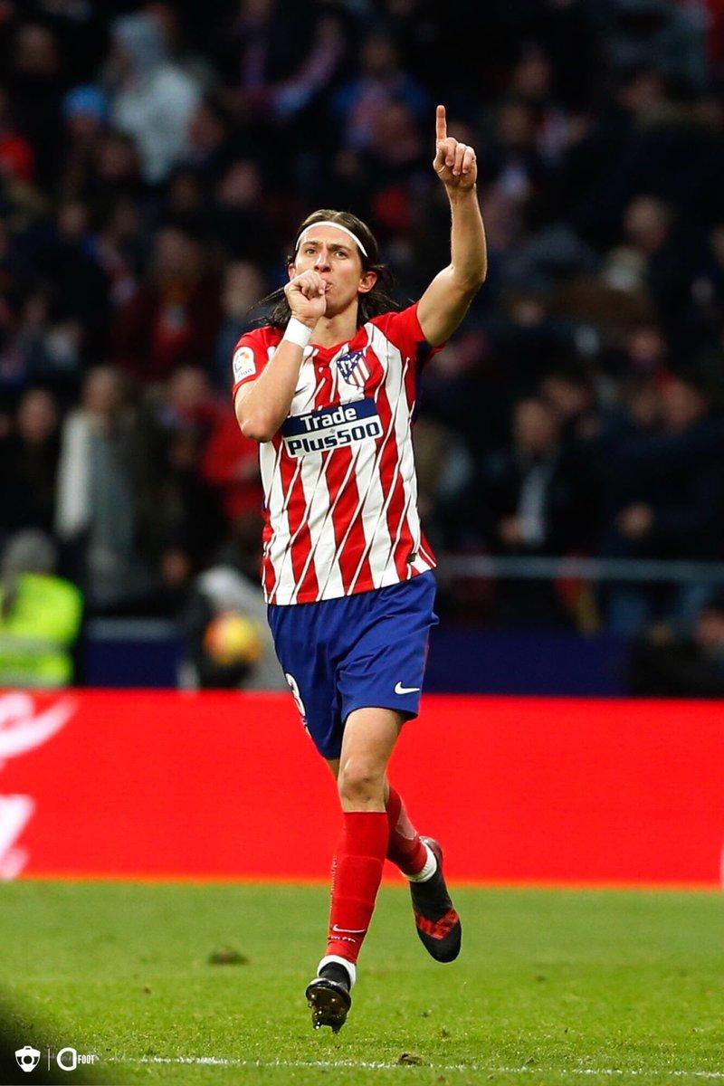 OFFICIEL ! Filipe Luis confirme son départ de l'Atlético Madrid.