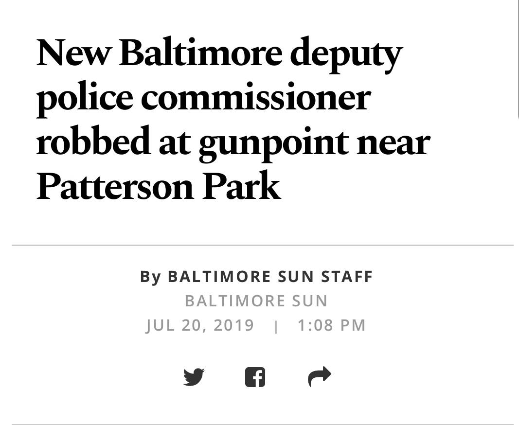 Gun control= https://www.baltimoresun.com/news/crime/bs-md-ci-cr-20190720-spdzol7pyzft3evewhta6f6l4i-story.html …  #molonlabe #gunssavelives #2A #2ndamendment #2Aprotectsthe1A #shallnotbeinfringed #Constitution #BillofRights #firearms #NRA #GOA #ArmYourself #selfdefense #pewpew #pewpewlife #thepewpewlife #whyicarry #greatestcountryonearth🇺🇸 #freedom🇺🇸