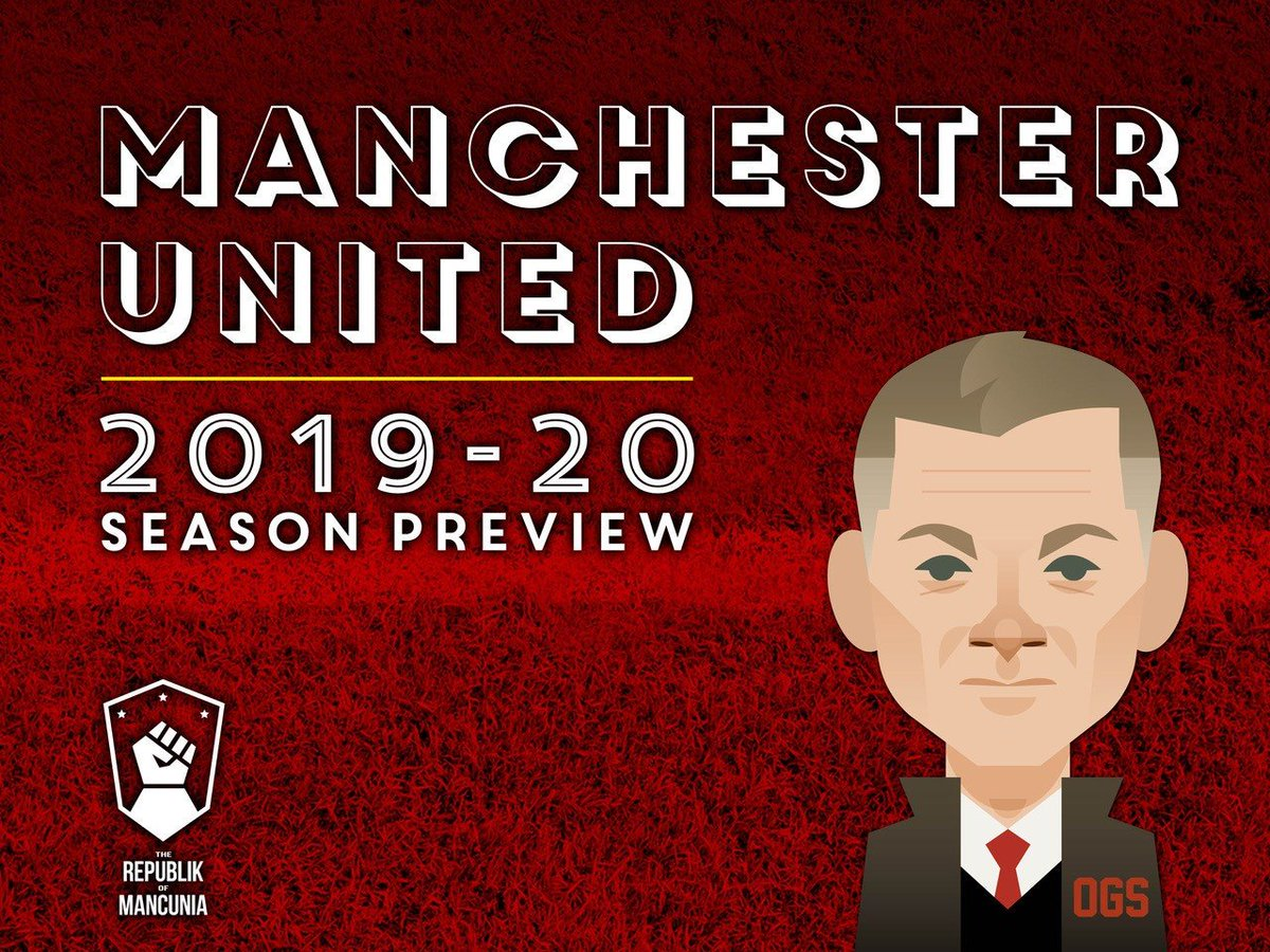 RoM 2019-20 season preview is out: bit.ly/32ENCen All proceeds go to Trafford Macmillan Wellbeing Centre. Weve raised over £7k so far. Thanks to everyone whos supported this cause in the past. Please do so again this season! Available on Kindle or as downloadable PDF.