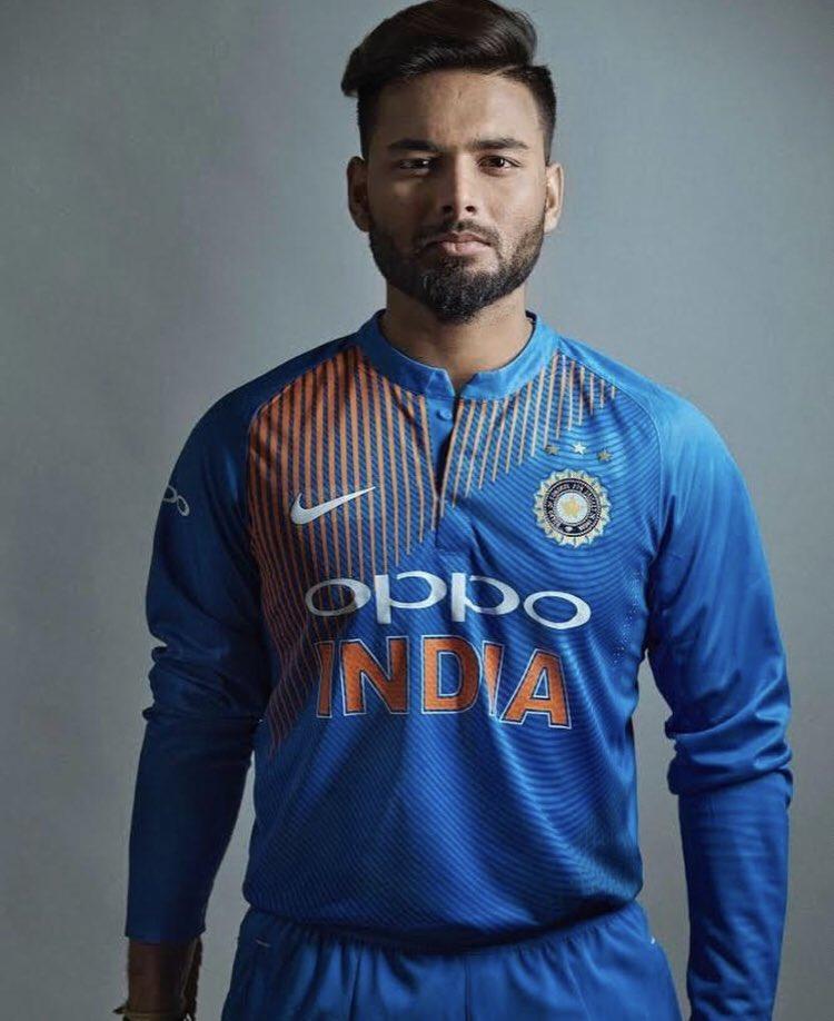 Rishabh Pant In All The Theee Formats  Go boi  Rise & Shine  All The Best For Upcoming Tour  @RishabPant777  #WIvIND #INDvWI<br>http://pic.twitter.com/eyAADnT6lp