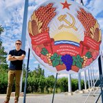 Image for the Tweet beginning: A day in Transnistria, the