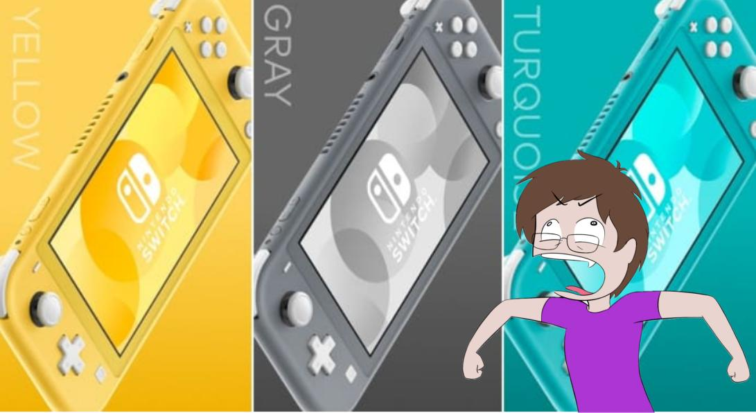Nintendo Switch Lite makes no sense. So I made a video on my thoughts of it! https://www.youtube.com/watch?v=9CHT6fUMnbI…
