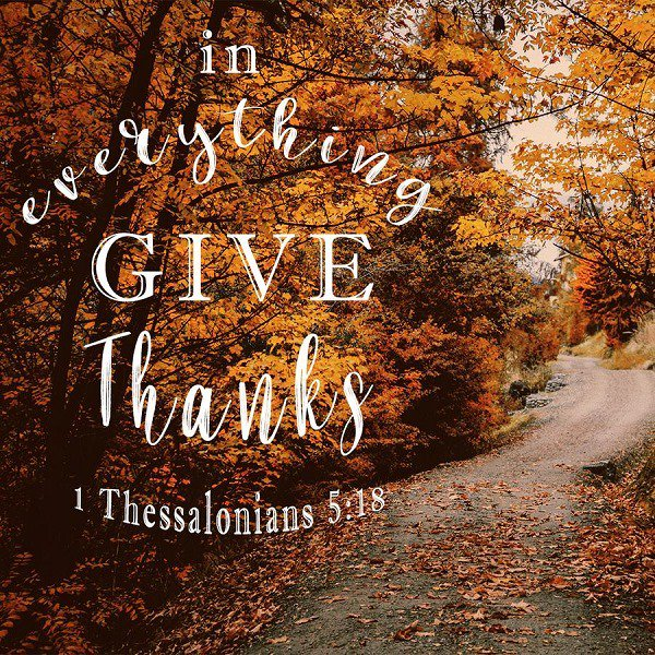 | In everything give thanks... | #Bible #Jesus #Christian #bethankful #devotion<br>http://pic.twitter.com/S93X9kNW4n