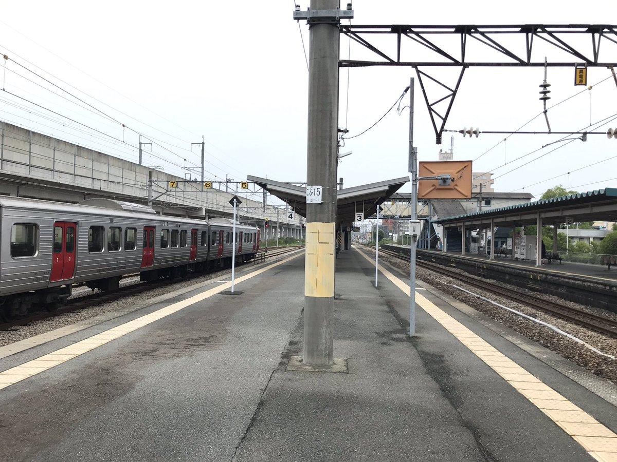 "A320 ANA on Twitter: ""JR荒木駅ーArakiー(福岡県久留米市荒木町) #JR ..."