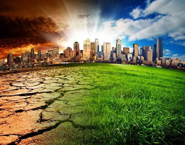 Extreme changes in #temperature are now impacting #climatechange on our #earth & on our lives badly. We need to tackle it in a sustainable manner. We can do it by using less #water, reducing food waste, diversification in diets, making #soil more nutrient rich & grow locally.