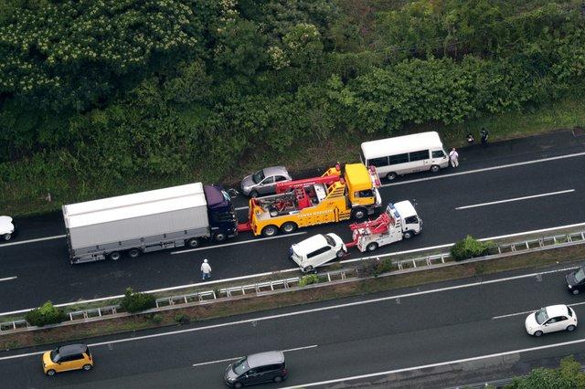 九州 自動車 道 事故 ツイッター
