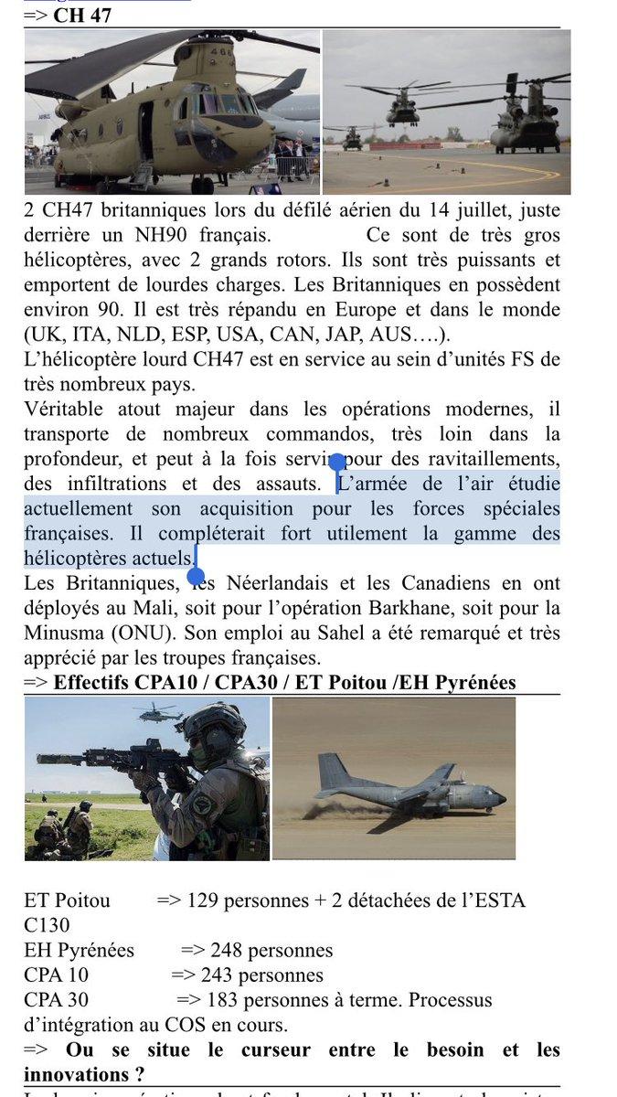 فرنسا تخطط لاقتناء مروحيات CH-47 Chinook الامريكيه لصالح قواتها الخاصه  D_axbpOWkAI2U-j