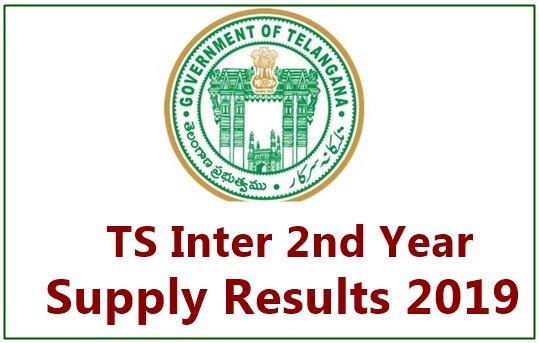 Ts inter 2019 supply results