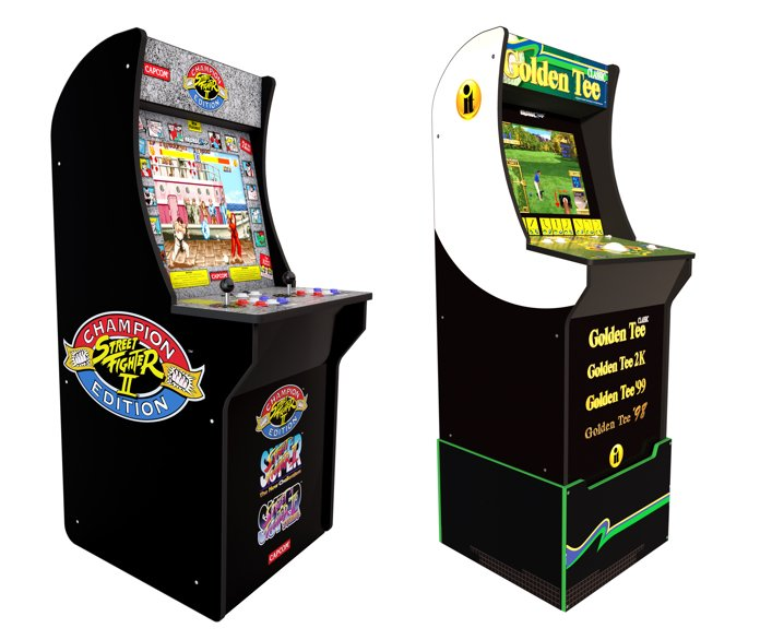 Arcade1UP on JumPic com