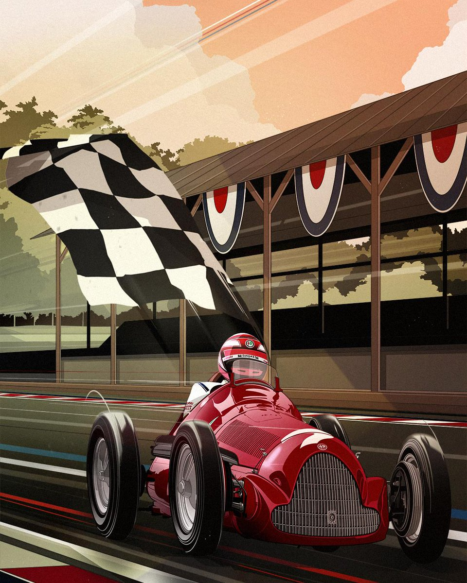 It's time... it's RACE DAY! 🇬🇧#BritishGP