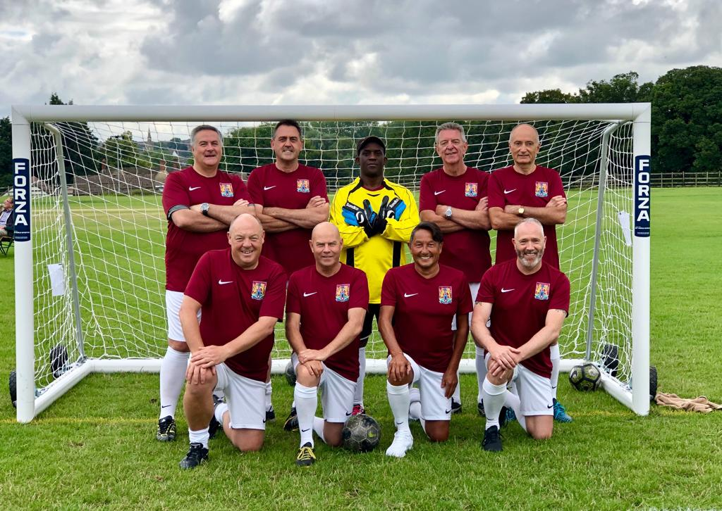 The squad for today's tournament in Islip, hosted by Rushden & Diamonds.  @NTFC_CT @WalkingFootball @ChronandEcho #Northampton<br>http://pic.twitter.com/QDSXNvEVXH