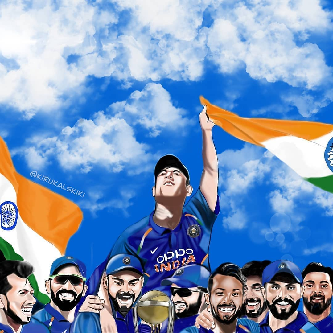 He gave number of Chances to Kohli during his Initial phase . He made Rohit an opener from No5 position . He could have been India's No.4, but he gave chances to Youngsters . He helped Youngsters and spinners everytime . He became the Punching bag during the Defeat everytime .  <br>http://pic.twitter.com/ZLNKzXsnEq