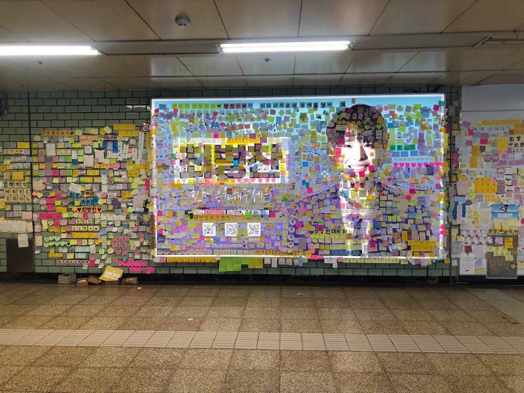 The overwhelming support for Choi Byungchan   #PRODUCE_X_101 #프로듀스X101 #프로듀스101시즌4<br>http://pic.twitter.com/qCgxioNQBJ