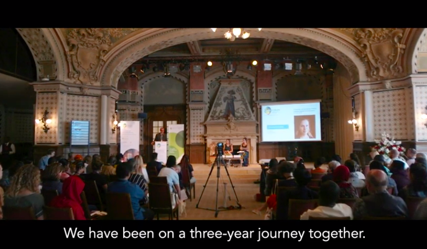 Media Tweets By Caux Inclusive Peace