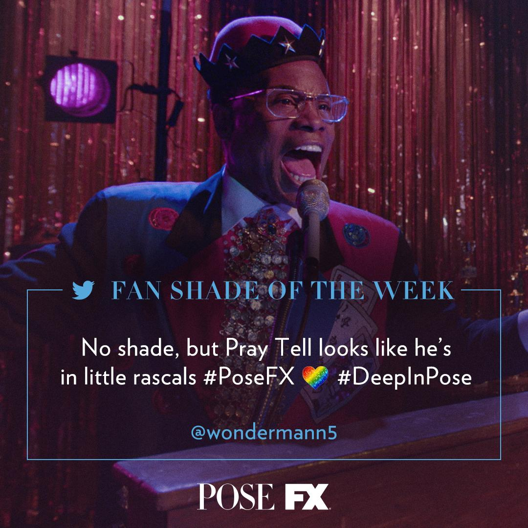 Whew, they coming for Pray?! That is not o-tay! @wondermann5 😂#PoseFX