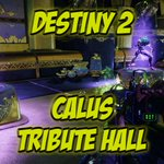 Image for the Tweet beginning: Tribute Hall Destiny 2 and