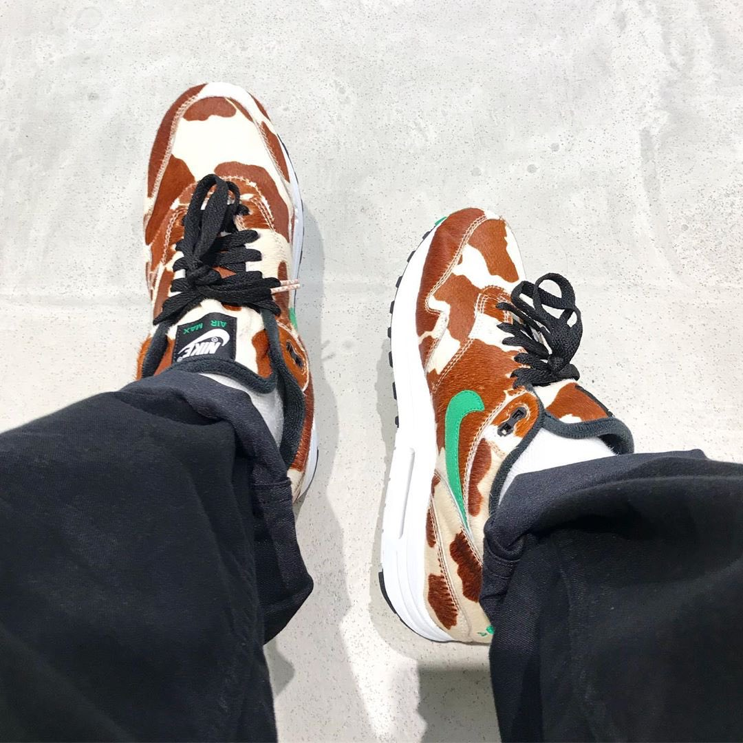Atmos Nike Air Max 1 Animal Pack *complexcon exclusive*