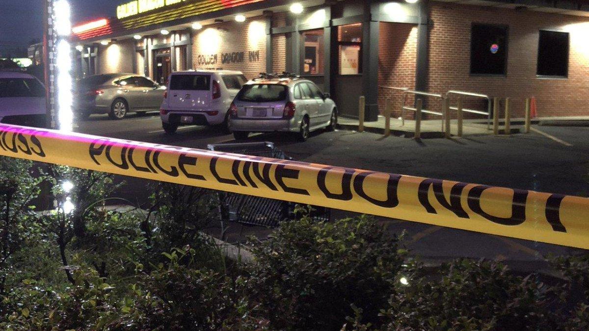 Off-duty Maryland security company fatally shoots armed man