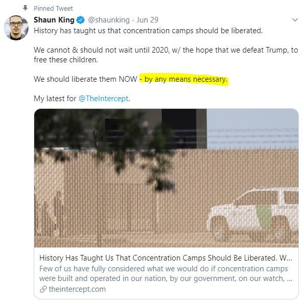 Have we started a national conversation about this yet? legalinsurrection.com/2019/07/attack…