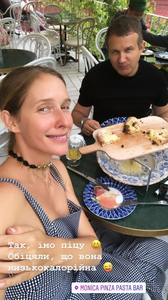 Осадчая и Горбунов в Одессе