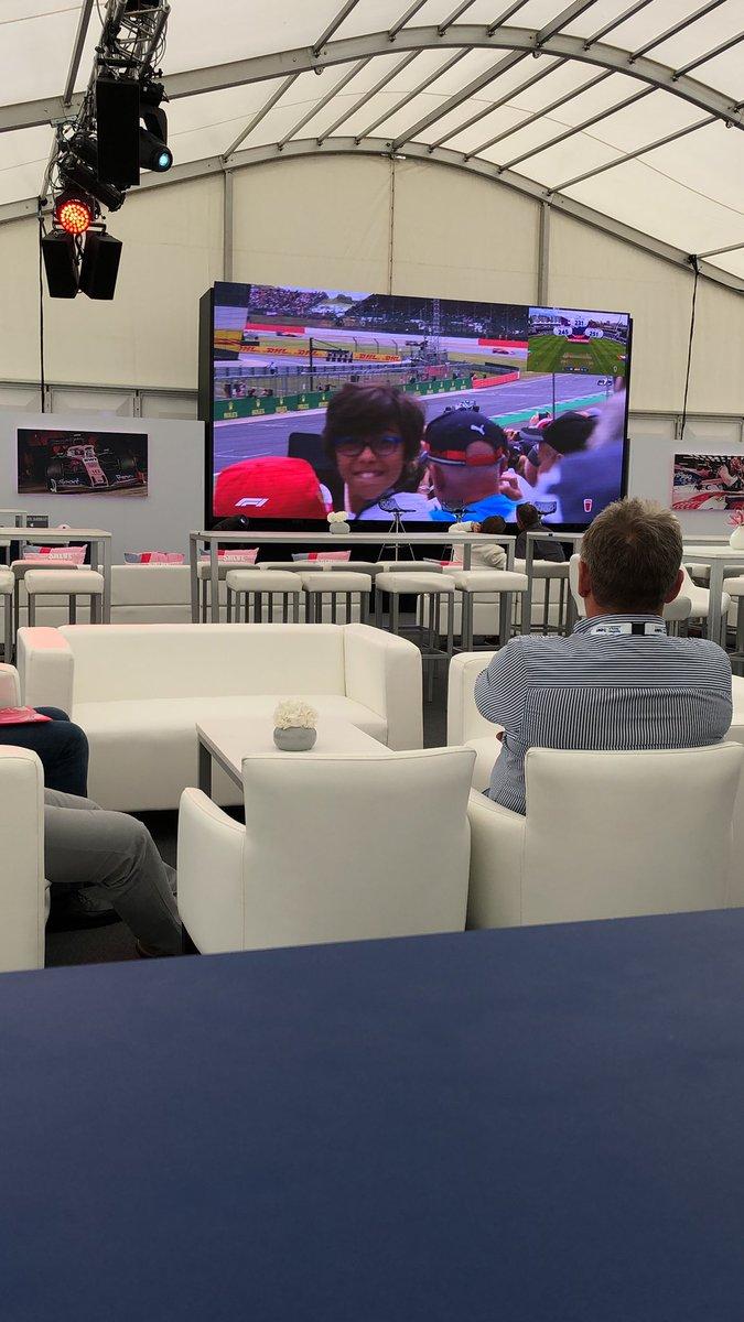 Let's go #F1 #Britishgp #MakeItCount