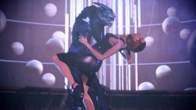 me and my alien dancing Tango after escaping from Area 51 #meme