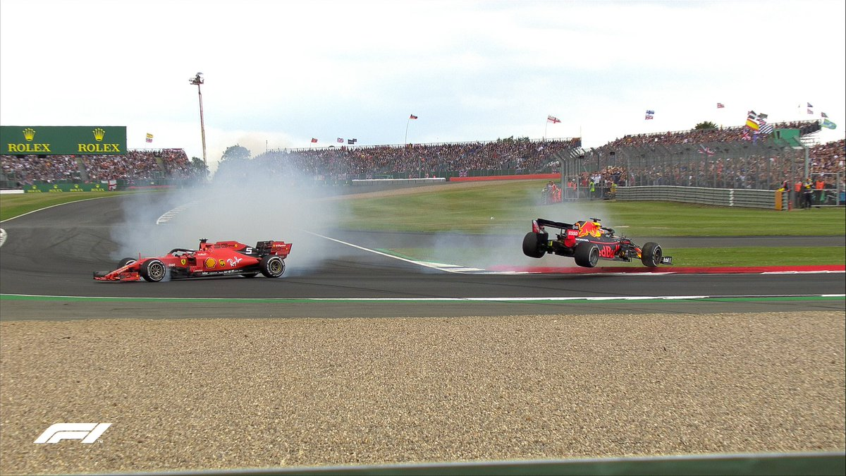 F1 - Victoire d'Hamilton à Silverstone