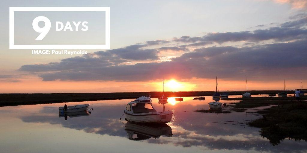 ONLY 9 DAYS TO GO! #NorfolkDay