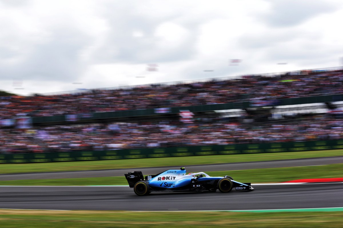 🏁The chequered flag falls on our home race with #GR63 P14 & #RK88 P15 #BritishGP