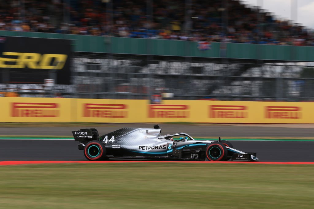 Top 5: #BritishGP 🏁1. Hamilton 🏆2. Bottas3. Leclerc4. Gasly5. VerstappenReport: https://bbc.in/30r8T9w  #Silverstone #F1 #bbcf1 #MySportingSunday