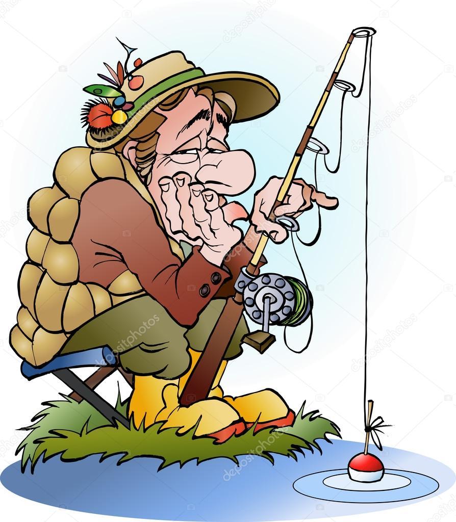 дом картинки рыбаков с удочками прикольные действие