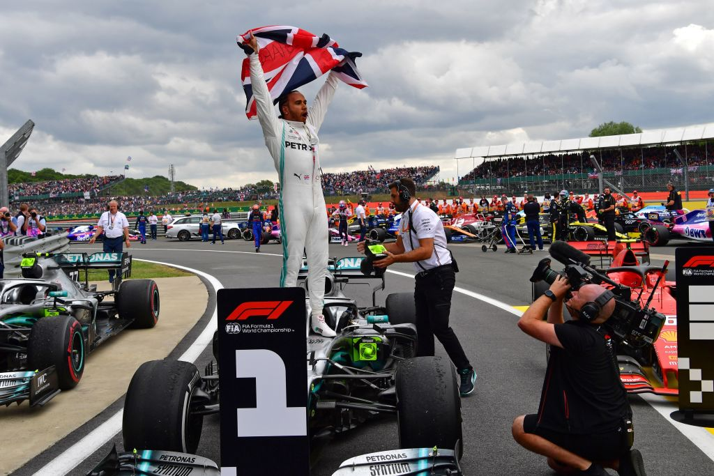 Winner and record-breaker 🇬🇧🏎🏆#bbcf1#British GPhttp://bbc.in/30r8T9w