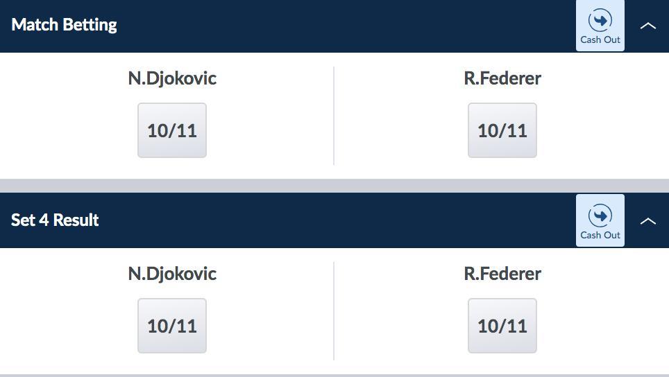 Wimbledon betting line dari oktal ke binary options
