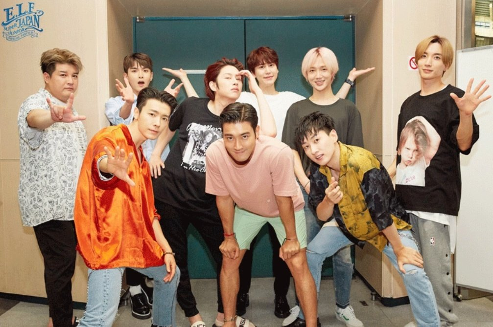We don't need others' validation to stan Super Junior. We are happy, truly happy, to be ELF.. and that's what matters the most. Never let others tell you otherwise. Today is 5000th day since SJ's debut and we're ready for much more happy days!   #우리가_함께_산책한_5000일 <br>http://pic.twitter.com/oC1dqYaggc