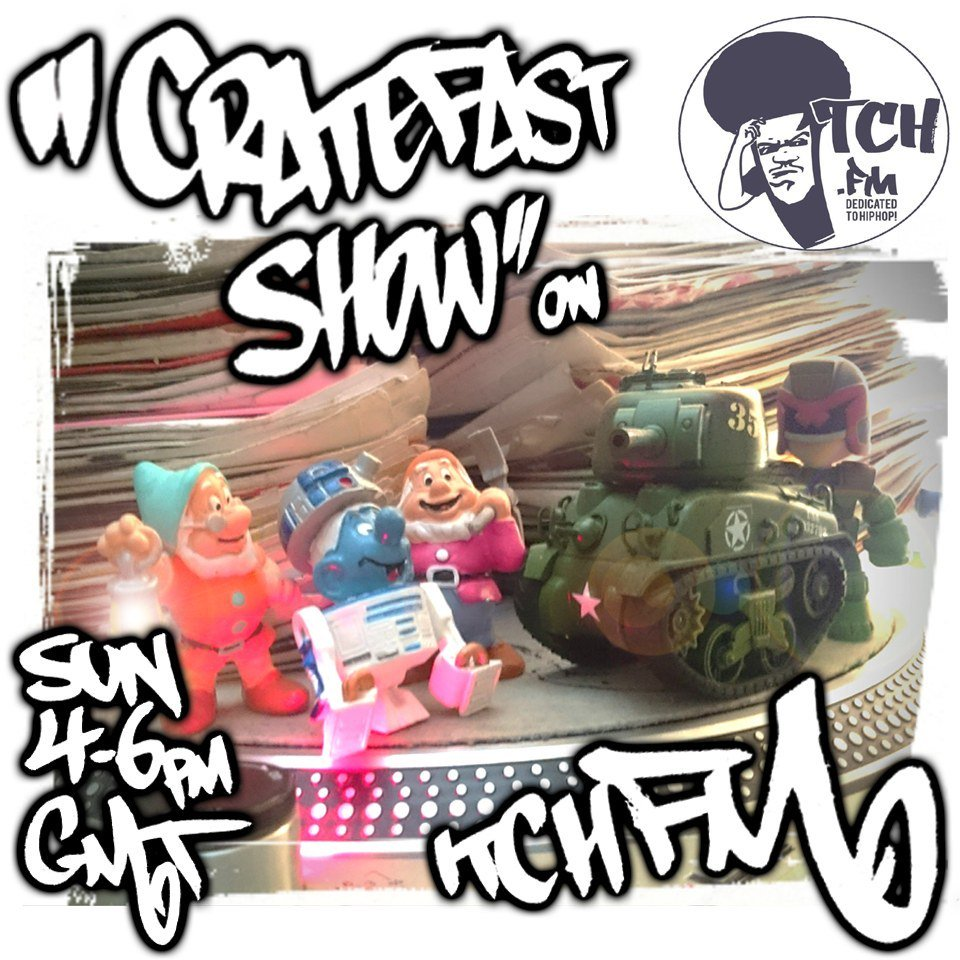 4-6pm #SuperSundays on  http:// itch.fm/live      #CrateFastShow with @TufKutBIP retweet<br>http://pic.twitter.com/Ynzl2YTKBs