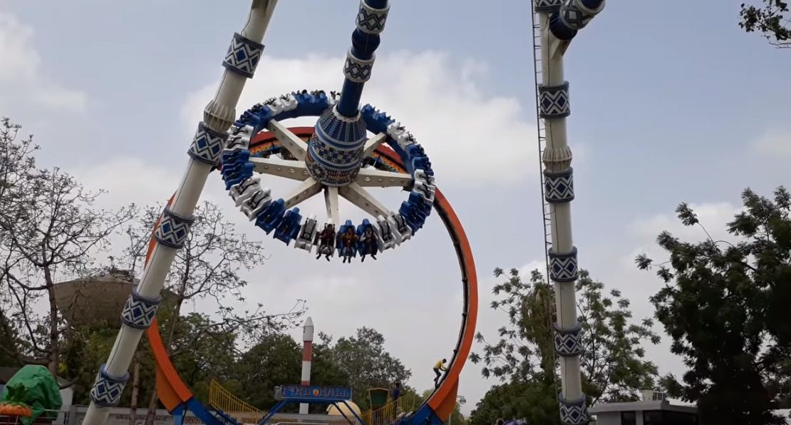 6 booked in Kankaria Lake Front amusement ride accident case
